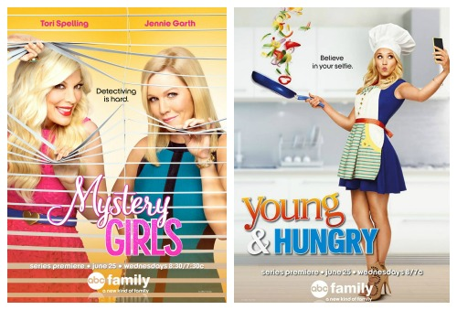 ABC Family Shows Mystery Girls Young & Hungry
