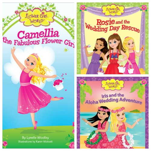 Flower Girl World Book Collection