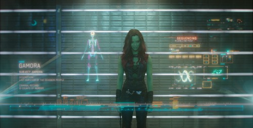 Gamora the Assasin #GuardiansoftheGalaxyEvent
