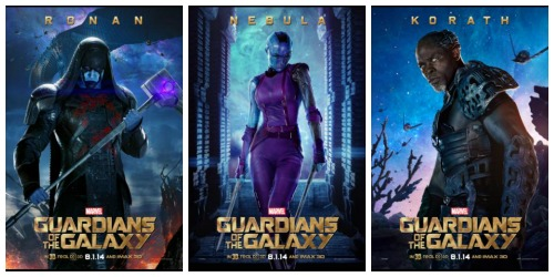 Guardians of the galaxy supporting cast 2