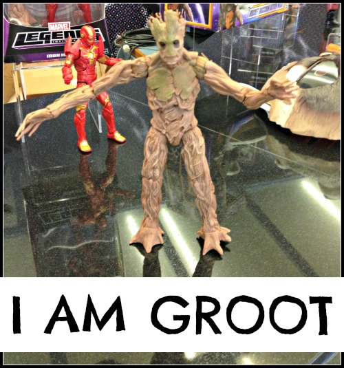 I am Groot Toys #GuardiansoftheGalaxyEvent