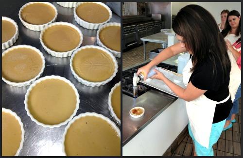 Le Cordon Bleu Chai Tea Creme Brulee #100FootJourneyEvent