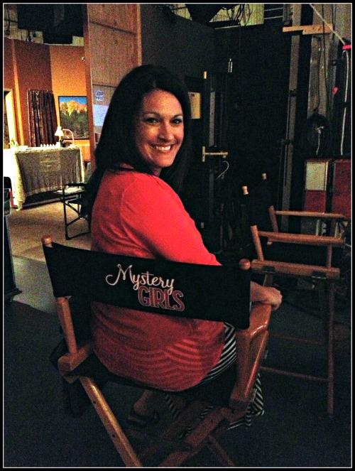 Mystery Girls Debra Muccio Set Visit #mysterygirls