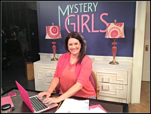 Mystery Girls Desk #MysteryGirls