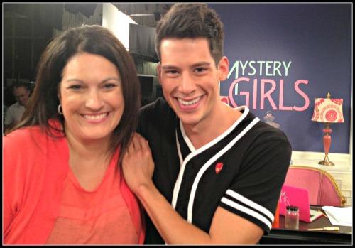 Mystery Girls Miguel Pinzon #MysteryGirls