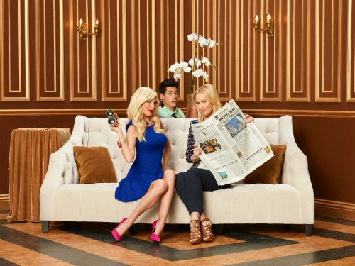 Mystery Girls Official Photo #MysteryGirls