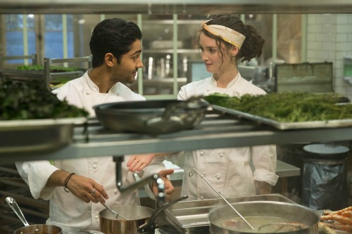 The Hundred Foot Journey Kitchen Scene #100FootJourneyEvent