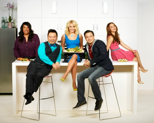 Young & Hungry Cast #ABCFamilyEvent