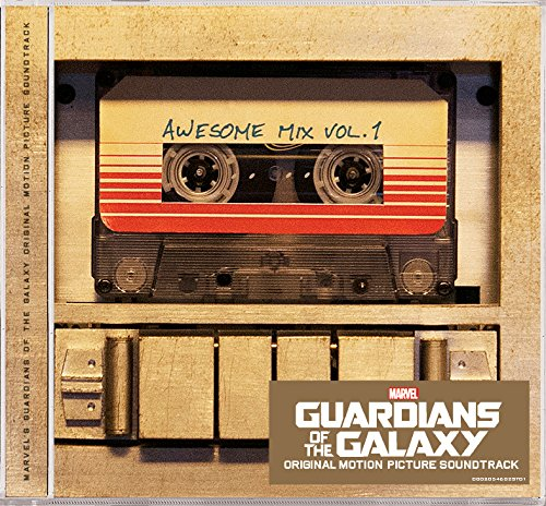 guardians of the galaxy soundtrack awesome mix vol 1