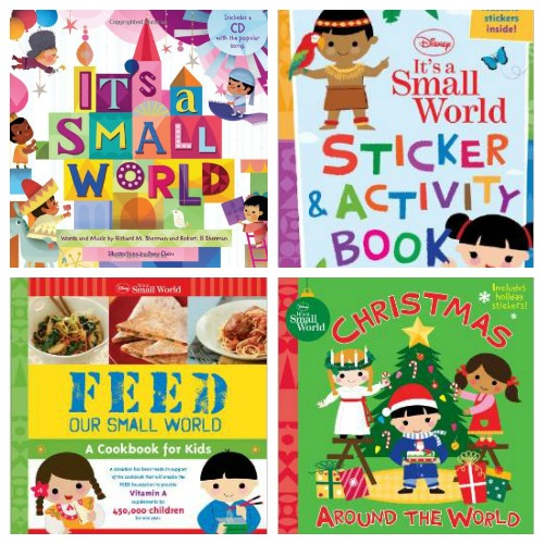 it's a small world childrens books