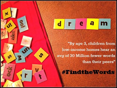 Dream #FindtheWords