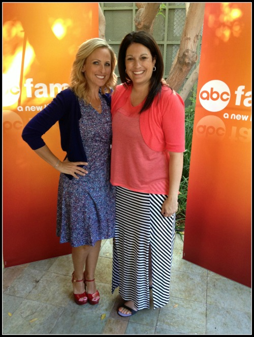 Marlee Matlin Photo #ABCFamilyEvent