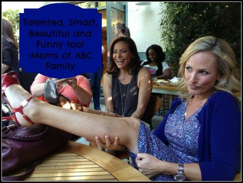 Moms of ABC Family Hilarious #ABCFamilyEvent