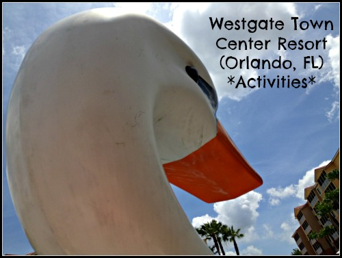 Westgate Town Center Activities Badge