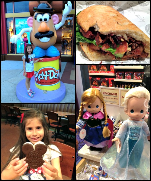 Westgate Town Center Downtown Disney fun