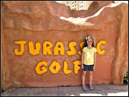 Westgate Town Center Miniature Golf