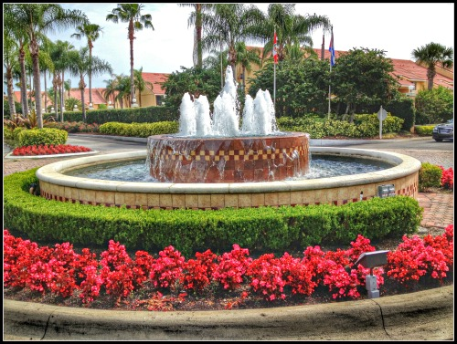Westgate Town Center Orlando Grounds