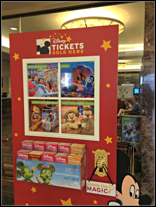 Westgate Town Center Sells Disney Tickets