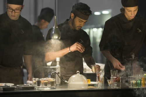 manish dayal the hundred foot journey chef