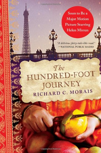 the hundred foot journey book