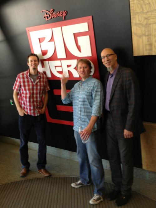 Big Hero 6 Directors and Producer