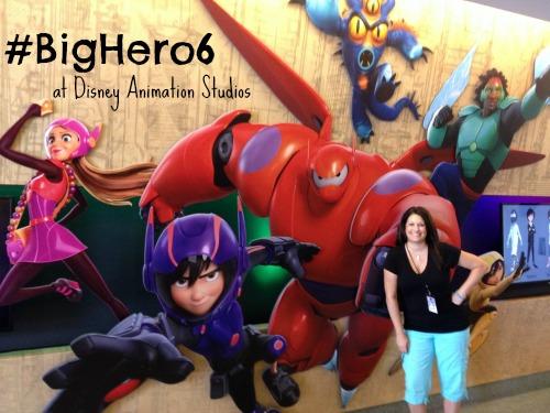 #BigHero6 at Disney Animation Studios