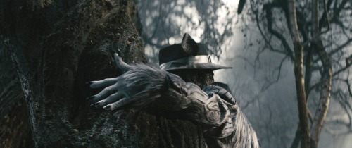 Into the Woods Johnny Depp Big Bad Wolf #IntotheWoods