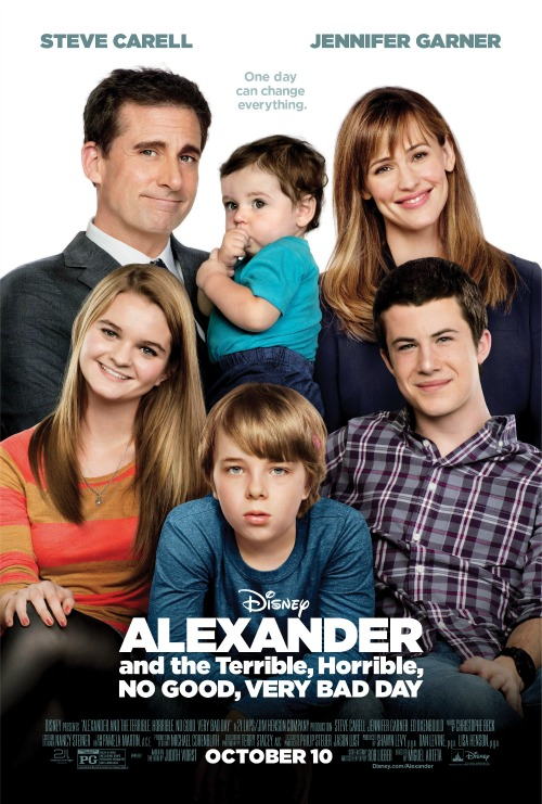 ALEXANDER AND THE TERRIBLE, HORRIBLE, NO GOOD, VERY BAD DAY 2