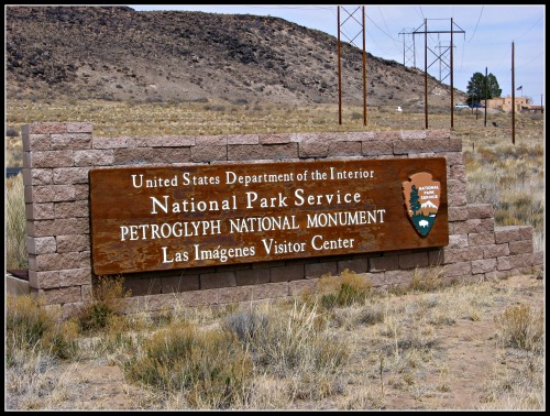 Petroglyph National Monument National Park