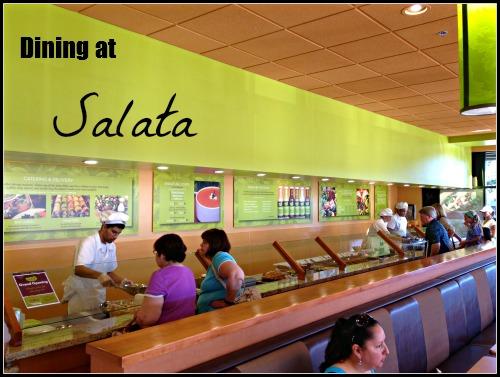 Salata Dining