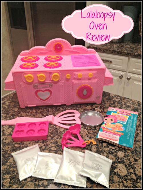 Lalaloopsy Oven Review