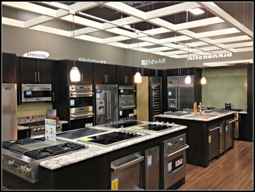 New To Dallas Area Best Buy Magnolia Design Center And Pacific Kitchen And Home Departments
