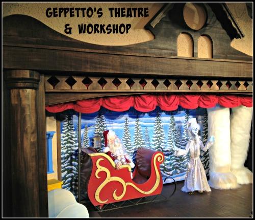 Geppetto's Theatre & Workshop