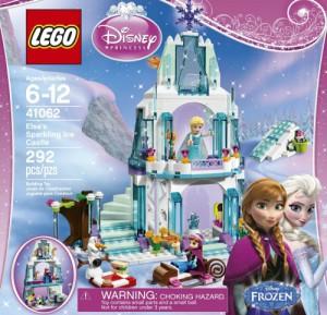 LEGO Disney Elsa's Sparkling Ice Castle