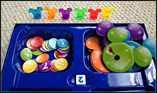 Pictopia game pieces