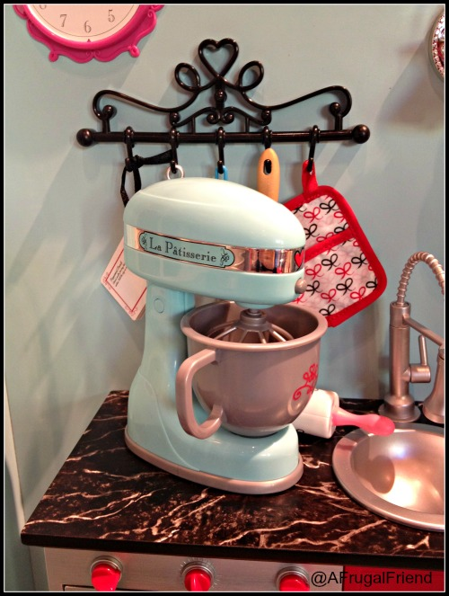 American Girl Grace Kitchen Mixer