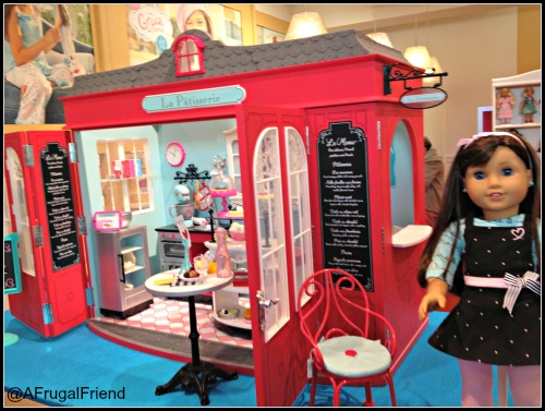 American Girl Grace La Patisserie