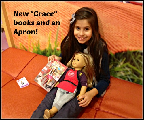 American Girl Grace books
