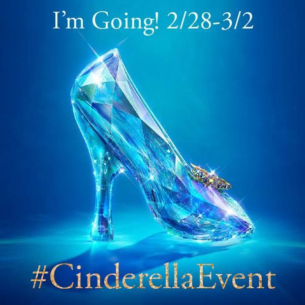 #CinderellaEvent