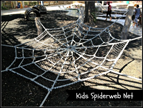 Dallas Zoo Kids Spiderweb Net