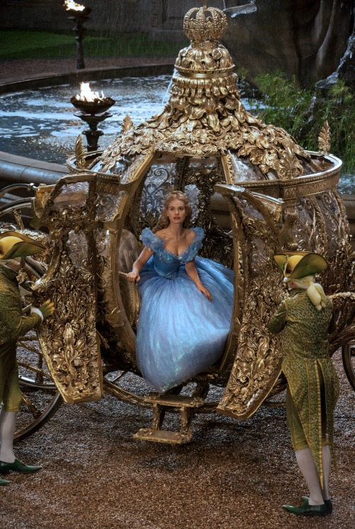 Cinderella's Carriage in film