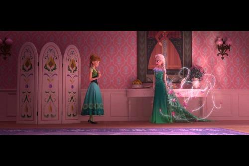 Frozen Fever Elsa and Anna