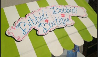 Bibbidy Bobbidi Boutique DIY