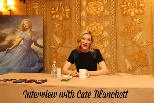 Cate Blanchett Interview