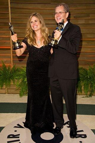 Chris Buck and Jennifer Lee