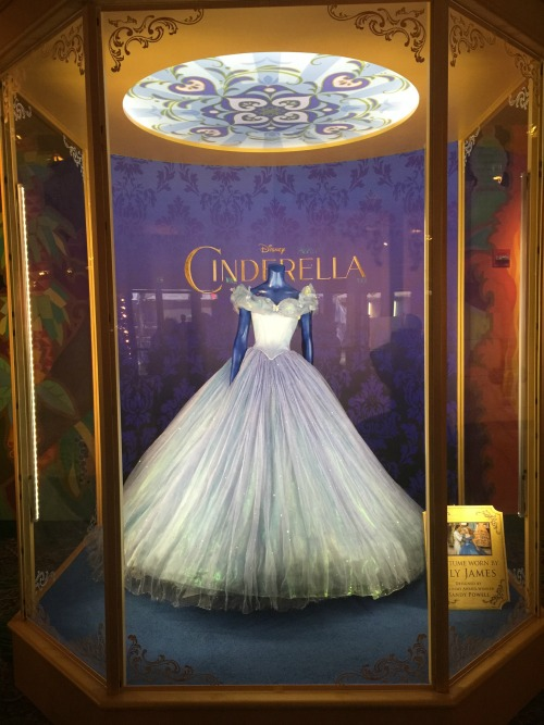Cinderella Ball Gown from movie