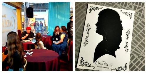 Cinderella Premiere Crafts