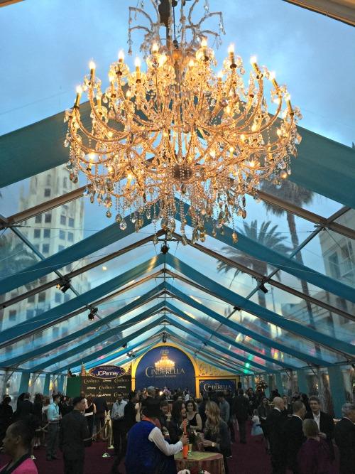Cinderella Premiere Party