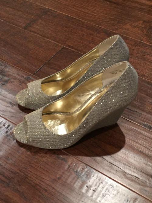 Cinderella Premiere Shoes
