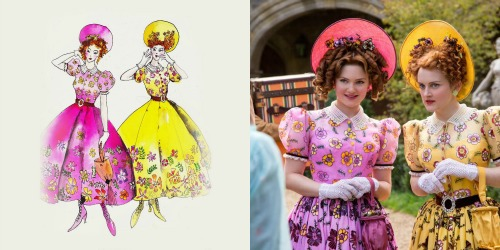 Interview With Cinderella Costume Designer Sandy Powell